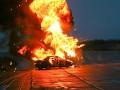 Под Полтавой взорвали авто местного депутата