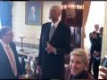 Американские знаменитости снялись во флешмобе в Белом доме