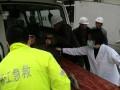 В Китае обрушилась парковка, есть жертвы