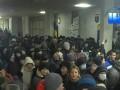 В Тернополе захвачено здание облгосадминистрации. Заняты восемь этажей