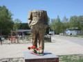 В томском селе мужчина снес кувалдой голову Ленину