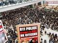 Аэропорт Гонконга отменил все рейсы из-за протестов