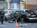 МВД рассматривает три версии взрыва в центре Киева