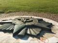 Вандалы повредили советский мемориал на Холме славы во Львове