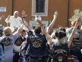 Мотоцикл Папы Римского Франциска продали более чем за 240 тысяч евро