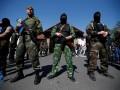 В Макеевке сторонники ДНР захватили здание налоговой