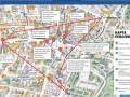Карта баррикад Киева: какие улицы перекрыты (КАРТА)