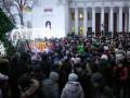 В Одессе произошла давка за бесплатными подарками