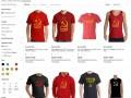 Walmart убрал из продажи футболки с символикой СССР