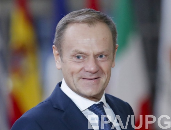 По информации СМИ, Дональд Туск едет в Украину