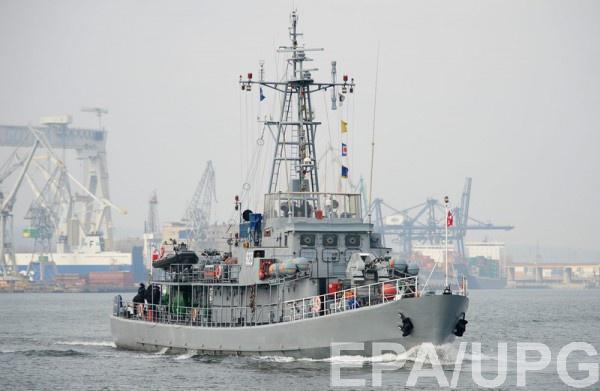 Украина получит корабли НАТО