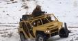 Нацгвардия испытала военный автомобиль-багги