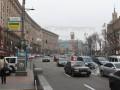 Средняя температура воздуха в Киеве выше нормы на четыре градуса