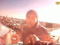 Появилось видео, как в Сумах полицейский спас самоубийцу