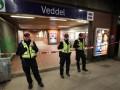 На ж/д станции в Гамбурге прогремел взрыв