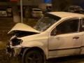 Под Киевом пьяный выехал на