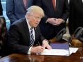 Трамп утвердил санкции за вмешательство в выборы