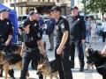 Полиция Киева переведена в усиленный режим