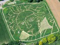 В Германии появился гигантский портрет Бетховена