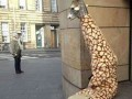 В Шотландии появился Добрый Жираф