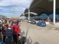 В Испании горит аэропорт, эвакуируют самолеты