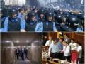Итоги 31 августа: Изменения в Конституции, депутаты под землей и бойня возле Рады