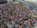 В Минске тысячи людей прощаются с активистом