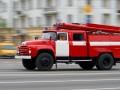 Пожар в Криворожском лицее: Всех эвакуировали
