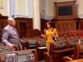 Турчинов хочет выгнать из Рады 24 депутата за поездку в Россию