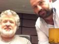 В сети появился новый видео-пранк с человеком, похожим на Коломойского