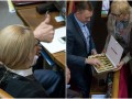 Зевающая Тимошенко и конфеты: как прошло ночное заседание Рады