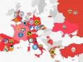 Польский сайт опубликовал карту с