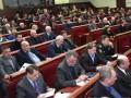 Донецкий облсовет требует от Рады проведения местных референдумов