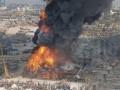 В порту Бейрута начался сильнейший пожар