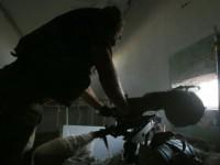 На Донбассе стреляли из
