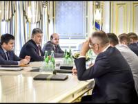 Порошенко назначил двух заместителей председателя СБУ