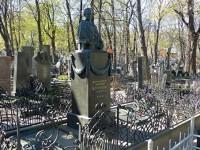 Могилу Леси Украинки в Киеве обокрали