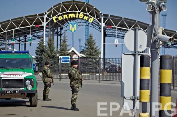 Стало известно озадержании ФСБ защитников прав человека наадмингранице сКрымом