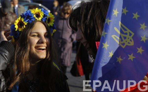 Безвизовый режим для Украины с ЕС подписан