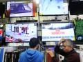 Телевизоры оказались самым популярным подарком к Новому году