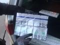На Закарпатье в машине венгра с диппаспортом нашли груз сигарет