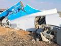 Египетские СМИ обнародовали фото с места крушения самолета A321