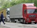 В Полтавской области ограничено движение грузового транспорта в период высоких температур