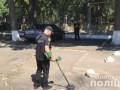 В Одессе бросили гранаты в общественного активиста