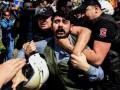 В Стамбуле на первомайских протестах задержали более 80 человек