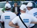 Наблюдатели ОБСЕ приступили к работе в Ростовской области