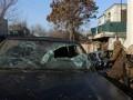 Теракты в Кабуле: смертники подорвали два автобуса с военнослужащими