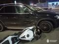 В Киеве судья сбил подростка на мотоцикле – ГБР