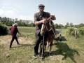 Умер самый высокий украинец Леонид Стадник