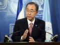 Пан Ги Мун обвинил сепаратистов в отходе от режима прекращения огня
